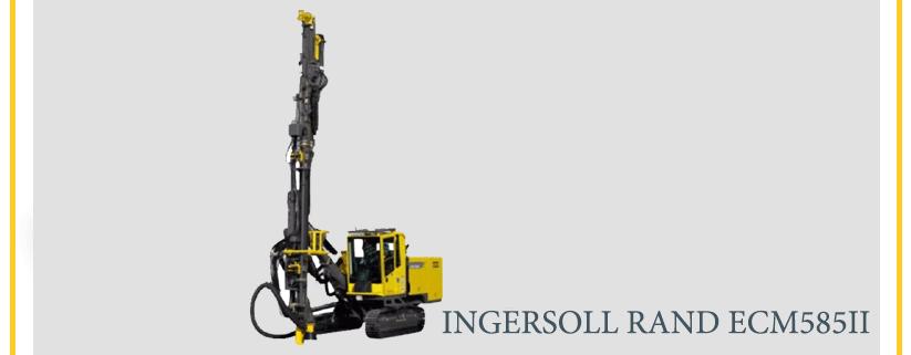 Rock Drill ECM585II