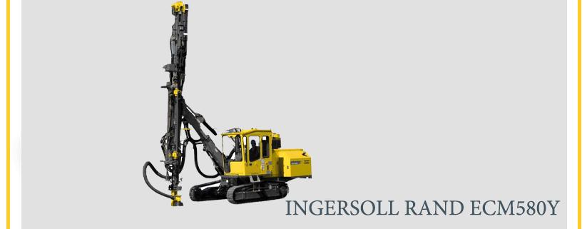 Rock Drill ECM580Y