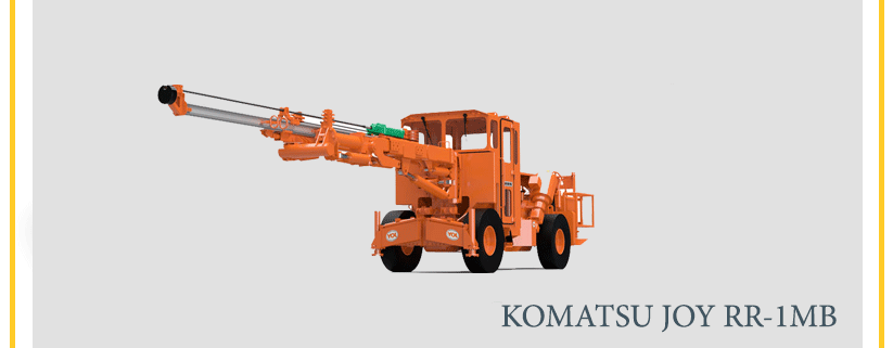KOMATSU JOY RR-1MB