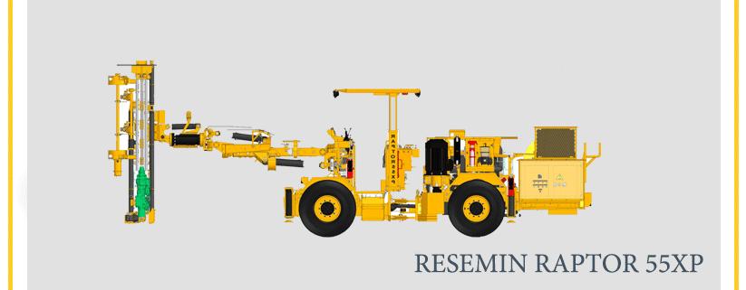RESEMIN RAPTOR 55XP