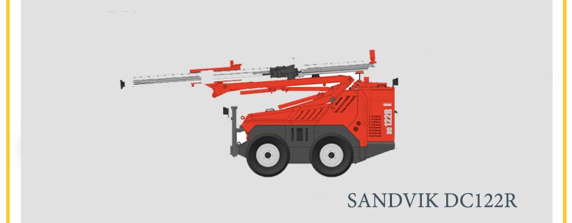 SANDVIK DC122R