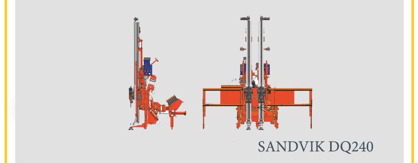SANDVIK DQ240