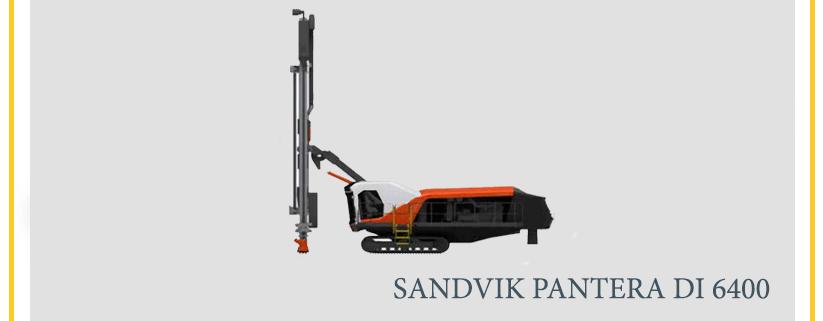 SANDVIK PANTERA DI6400
