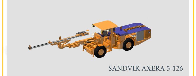 SANDVIK AXERA 5-126