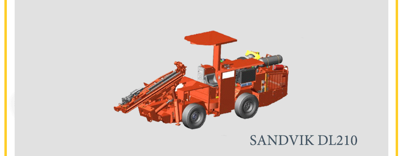 SANDVIK DL210