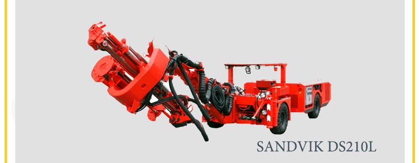 SANDVIK DS210L