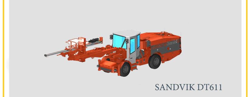 SANDVIK DT611