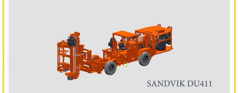 SANDVIK DU411